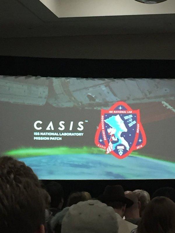 Реактивный Енот и Грут появятся на эмблеме для маркировки грузов NASA. NASA, Стражи галактики, Енот, Космос, Длиннопост