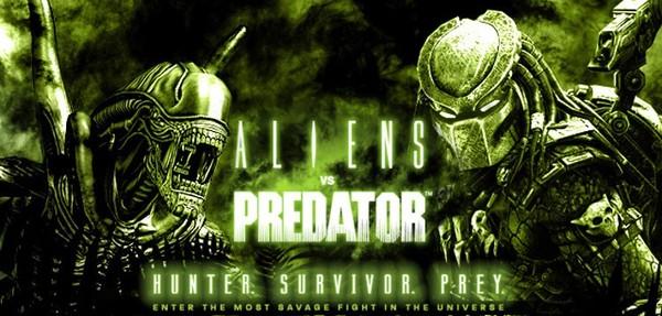 Aliens Versus Predator... Чужой против Хищника, Компьютерные игры, IC обзор, Длиннопост, Fps-Игры
