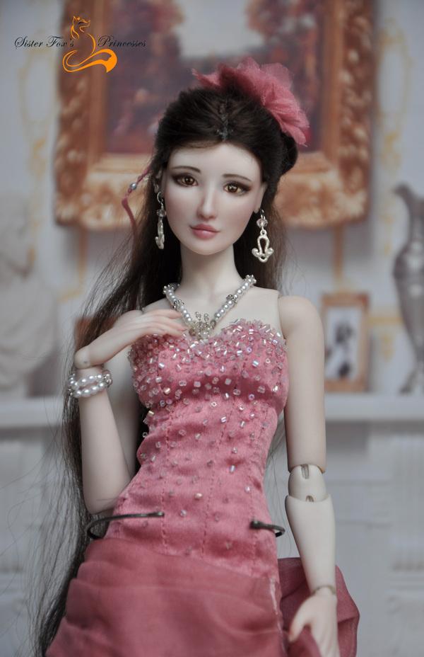 Сделать своими руками фарфоровые куклы