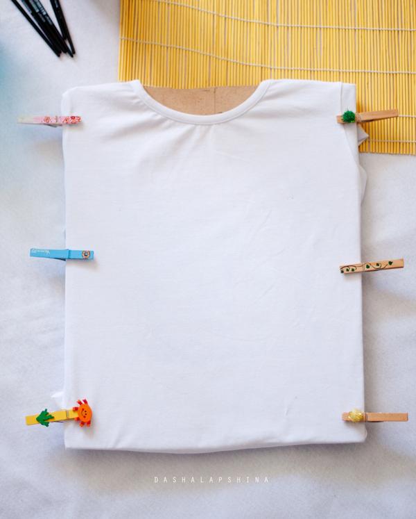 Рукоделие своими руками футболка