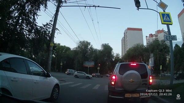 "Самарский ""Джеймс Бонд"" Конспирация, Машина"