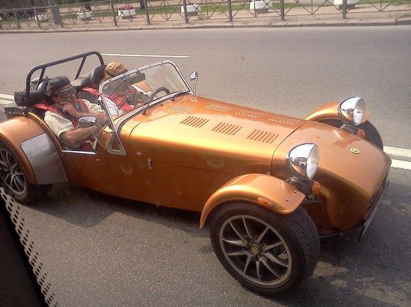 Вот такого красавца встретил авто, Санкт-Петербург, Редкость, Фото