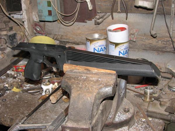 Как я делал PCP винтовку, часть 5. Винтовка, Pcp, Технопрон, Длиннопост
