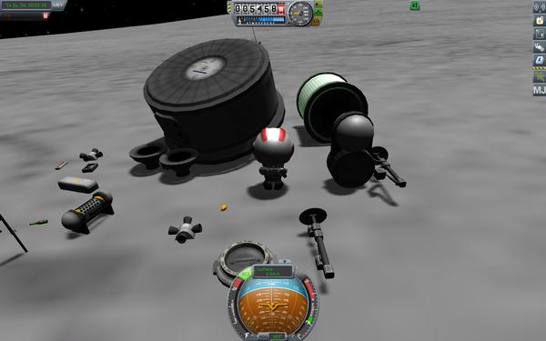 Спасение. Kerbal Space Program, Игры, Длиннопост