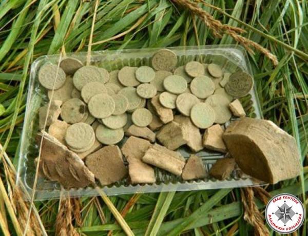 Монетные клады начинающих копателей Клад, Старинные монеты, Находка, Кладоискательство, Длиннопост
