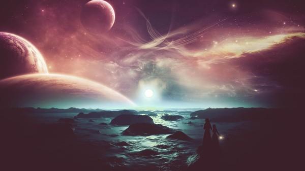 alien landscapes fantasy - HD1920×1200