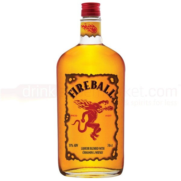 Fireball Ликер, Фаербол