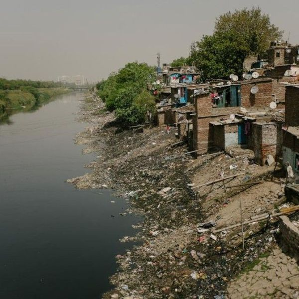 Самый грязный город планеты Индия, мусор, Помойка, Дели, длиннопост