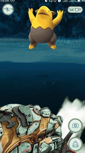 Doom 4 vs Pokemon Go Doom, Pokemon go, Mashup, Кровь, Гифка
