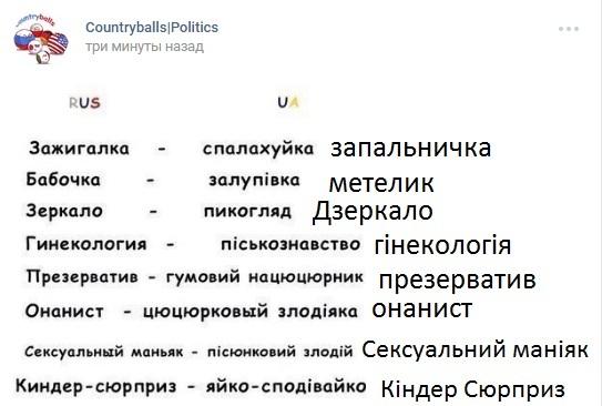 Перевести на украинский сексуальный маньяк