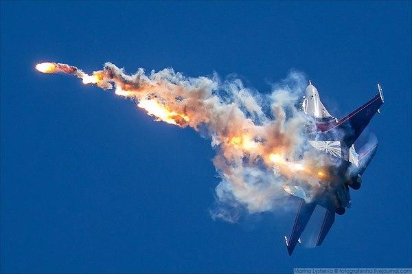 Пилотаж. Реактивная тяга, Авиация РФ, Русские, Витязь