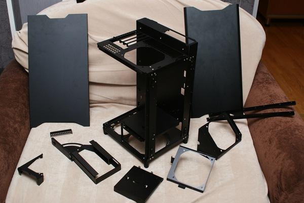 Refrigerator (на базе SilverStone FT03B) | системный блок с СЖО. Часть - I. Системный, Блок, Компьютер, ПК, Моддинг, Своими руками, Руками, Длиннопост