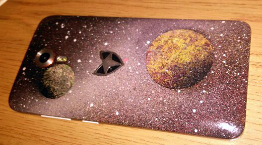 Подопытный Wileyfox Swift Wileyfox, Swift, Телефон, Spray art, Арт