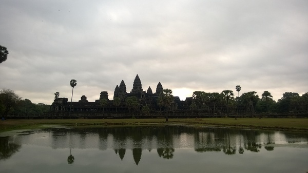 Ангкор Ват - Камбоджа 2015