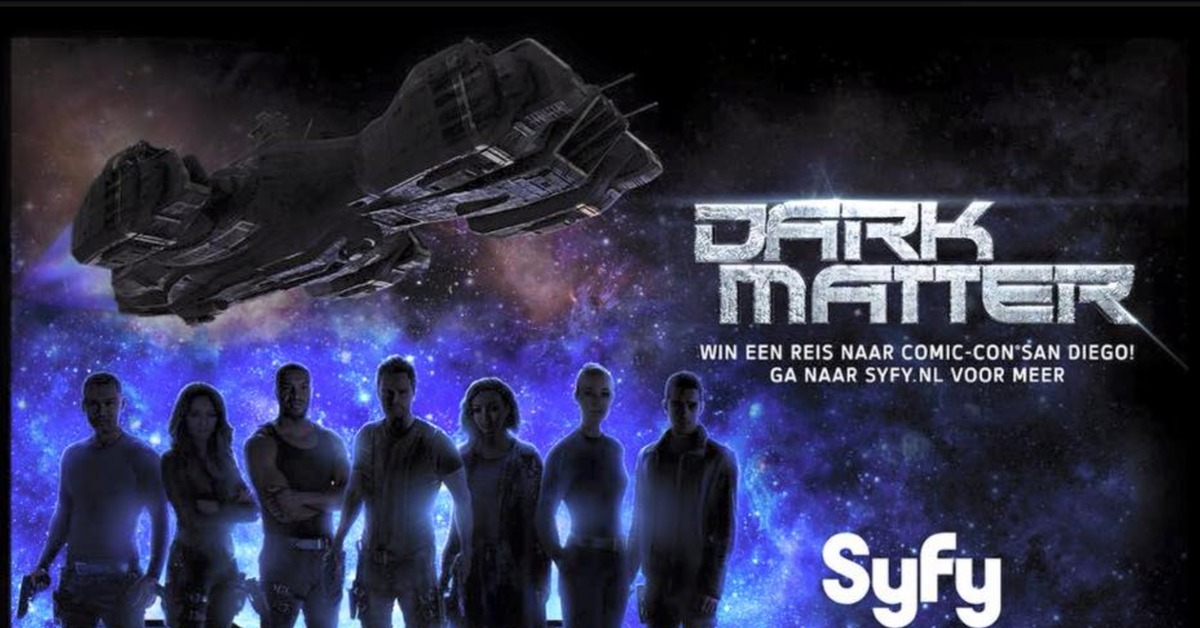 dark matter Metacritic tv reviews, dark matter, based on the graphic novel of the same name, the crew of a spaceship awaken with no memories of themselves or how they joined the trip.