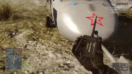 Когда на сервере запрещены джипы со взрывчаткой:)