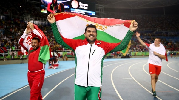 Таджикистан. Первое олимпийское золото за 24 года. Рио-2016, Олимпиада, Метание молота, Таджикистан, Дилшод Назаров, Длиннопост