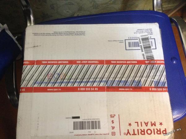 Три кирпича в подарок от почты Почта России, первый длиннопост, Фото, текст, ebay, длиннопост