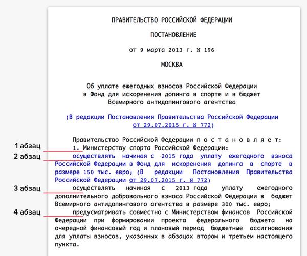 Россия перестанет финансировать Всемирное антидопинговое агентство. На самом деле нет Обман, СМИ, Допинг, WADA, Политика