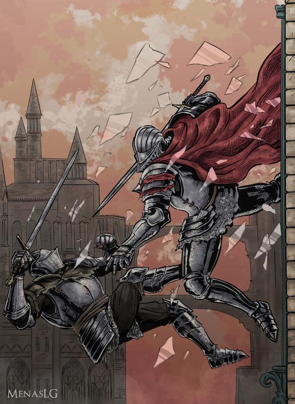 Dark Souls 3: Battle of Steel