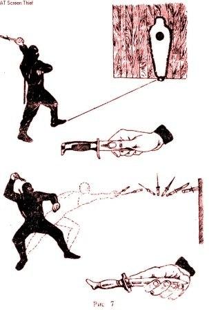 Учимся метать нож Метание ножей, Нож, Ниндзя, Обучение, Длиннопост