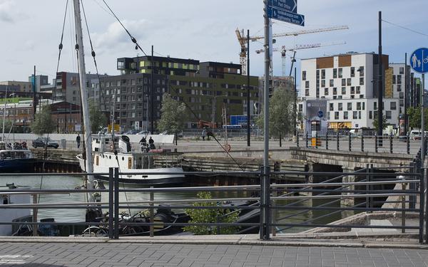Фото с прогулки по Гельсингфорсу Фото, Хельсинки, Финляндия, Трамвай, Длиннопост