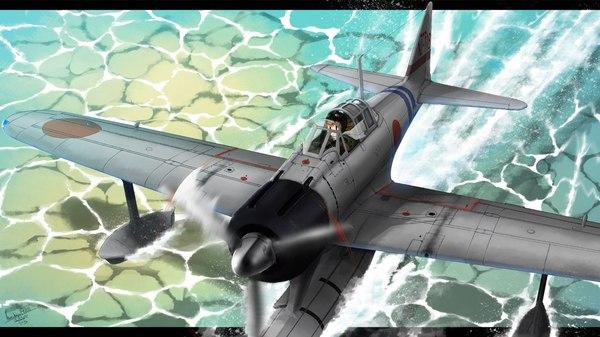 A6M2-N (Kantai Collection)