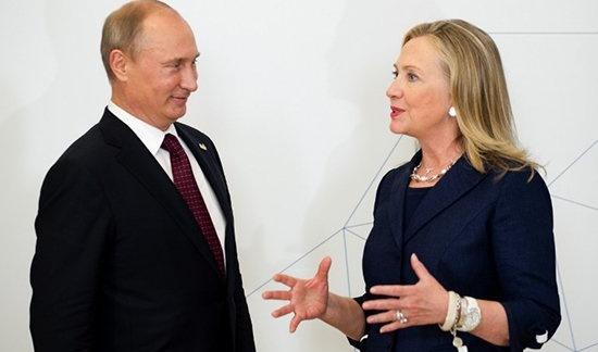Хиллари Клинтон назвала Владимира Путина «крестным отцом мирового национализма» События, Политика, Путин, Хиллари Клинтон, Национализм, Kommersantru