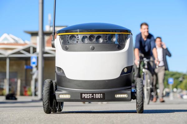 В Швейцарии почтальонов могут заменить роботами Пост, Почта, Швейцария, Роботы наступают, Дрон, Восстание машин
