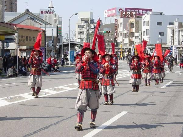 Пехота асигару Япония, История, Длиннопост, Пехота, Армия