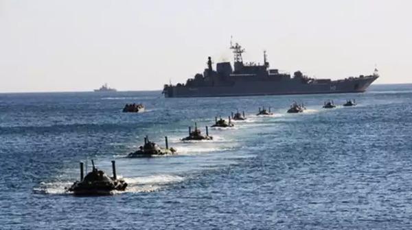 Свыше 25 кораблей ВМФ РФ вышли в Каспийское и Черное моря Текст, Картинки, Интересное, Новости