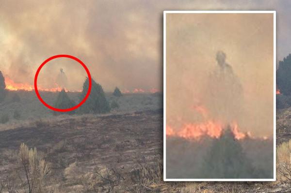 Американка заявила, что призрак спас её от пожара События, Происшествие, Пожар, Американцы, Призрак, Дух, Спасение, Liferu