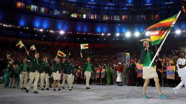 В Зимбабве не будут арестовывать олимпийцев, не завоевавших медалей. Давайте просто порадуемся за ребят! зимбабве, олимпиада, опровержение