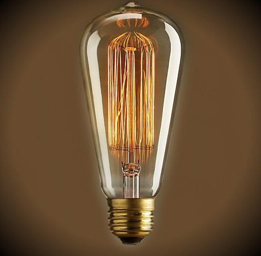 Лампа Эдисона Лампа эдисона, Своими руками, Моё, Начало, Потом будет еще
