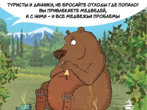 Как себя вести при встрече с русским медведем. Правила этикета Текстуры, Длиннопост, Фото, Животные, Медведь