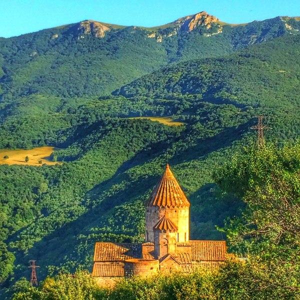 Татев, Армения.