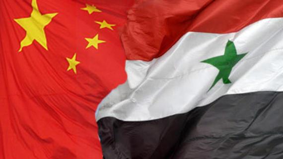 Сирия. Новый виток противостояния Политика, Сирия, Китай, Авиация, Война