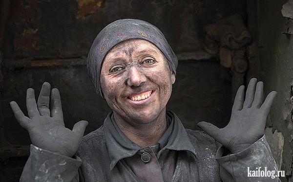 Шахтеры Донбасса Донбасс, Шахтеры на Донбассе, Фото, Длиннопост