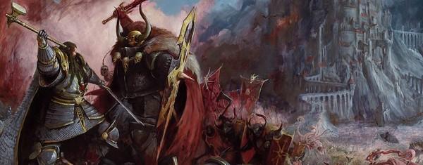 Буря Хаоса - Первый и Второй Дни Warhammer, Warhammer FB, Warhammer fantasy battles, Хаос, Длиннопост