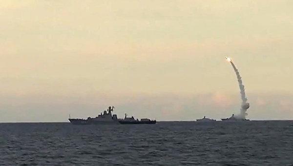 Российские корабли в Черном и Каспийском морях проводят учения по обороне События, Политика, Россия, Безопасность, Учения, ПВО, Минобороны, РИА Новости