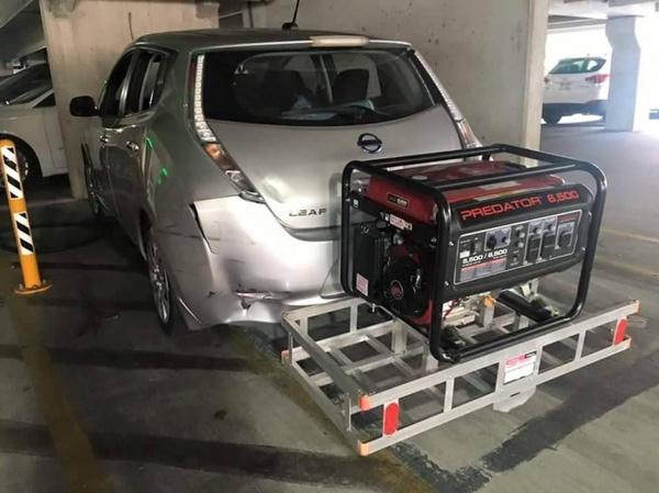 Электрокар Электрокар, Nissan