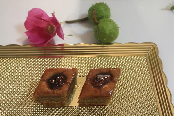 Пахлава: ореховое удовольствие для всех Пахлава, Сладости, Восточные сладости, Рецепт, Длиннопост