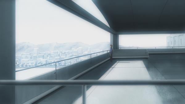 Зимние утренние скриншоты с Kanon (аниме) Kanon, Аниме, Зима, Длиннопост