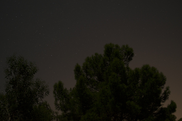 Ночное небо Фото, Ночь, Звёзды, Рассвет, Выдержка