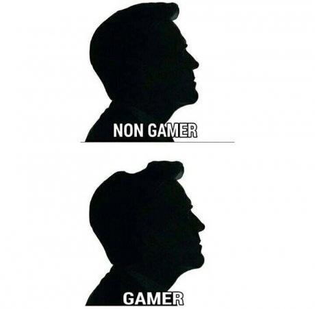Одна из проблем геймеров