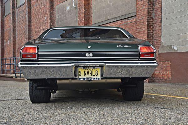 1969 Chevrolet Chevelle Chevrolet, Авто, Фото, Длиннопост