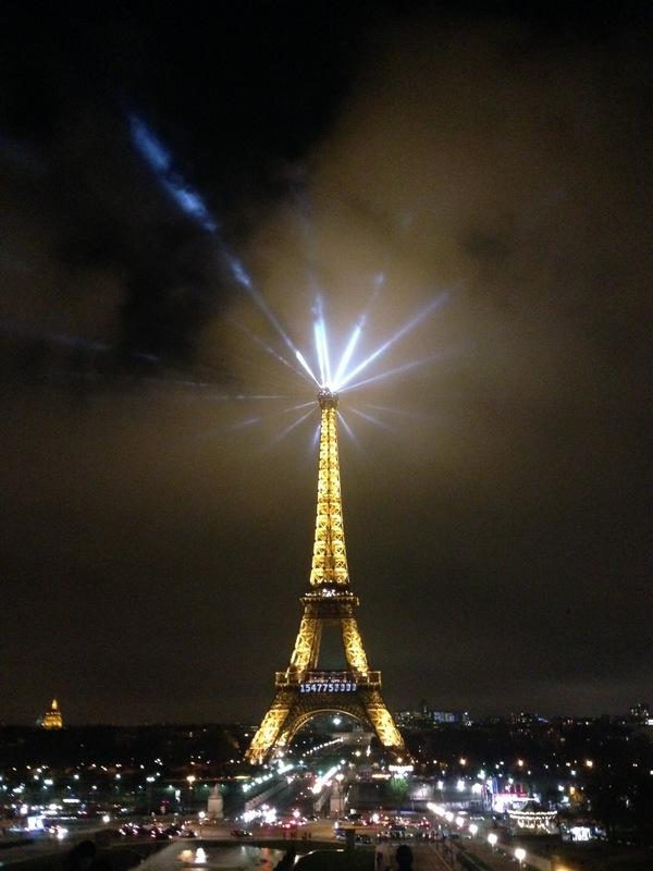 Париж в тумане. Моё, Париж, Туман, Длиннопост