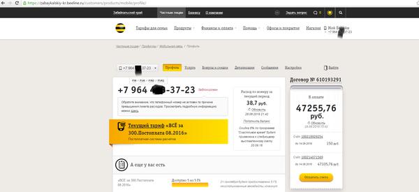 Безлимитный интернет Билайн по России за 50 тысяч рублей в месяц! Билайн, Беспредел, Обман, Длиннопост, Безлимит