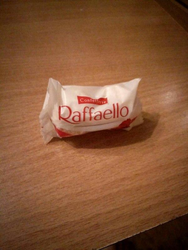 Пойду куплю лотерейный билет Рафаэлло, Два в одном, Везение, Длиннопост