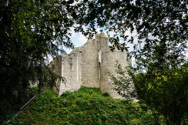 Нормандское солнце Фотография, Нормандия, Замок, Canon, Hdr